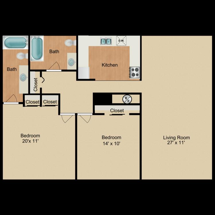 Lofty Asset Management-rental-apartment-communities-magnolia point-2B2B