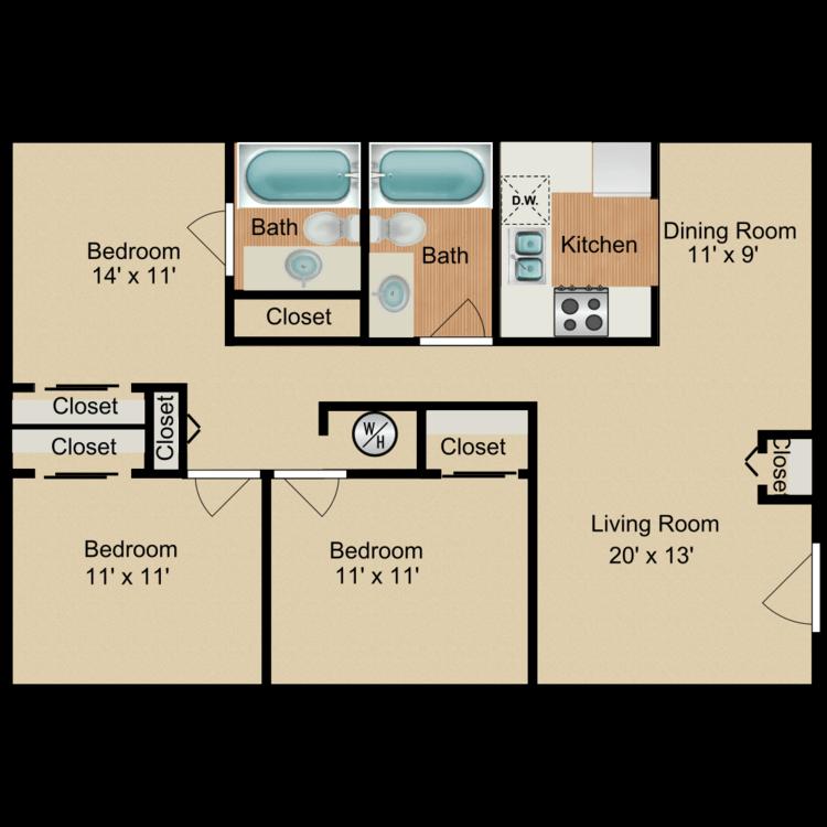 Lofty Asset Management-rental-apartment-communities-magnolia point-3B2B