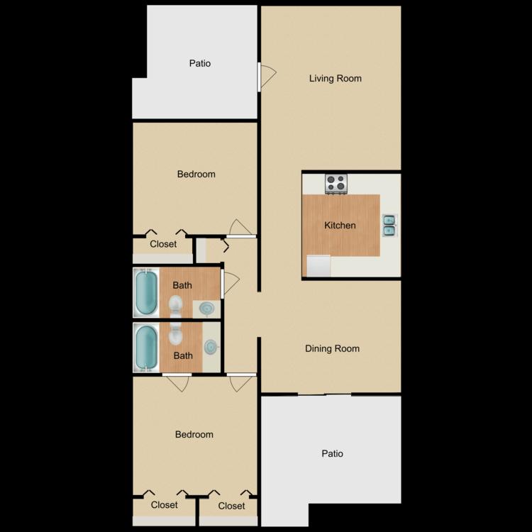 Lofty Asset Management-rental-apartment-communities-silversmith creek-2B2B_large